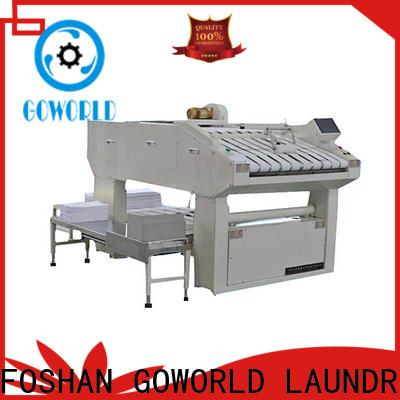 GOWORLD intelligent folding machine intelligent control system for hotel