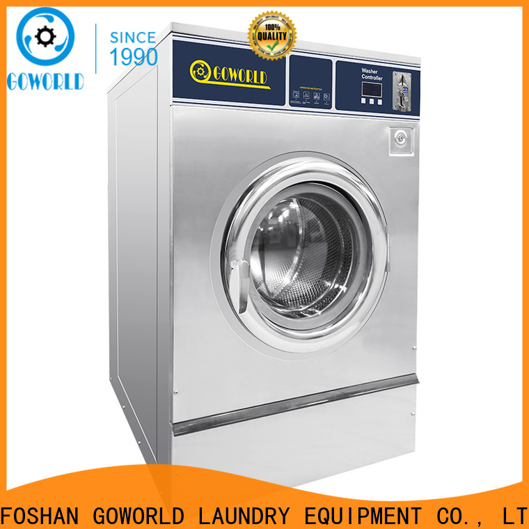 self service washing machine hotel for commercial laundromat
