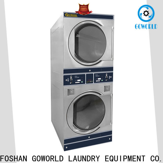 GOWORLD laundry self-service laundry machine Easy to operate for service-service center