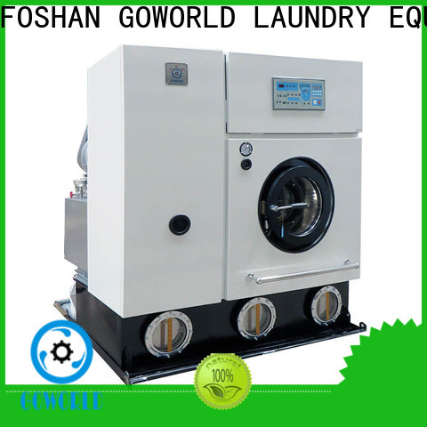 stainless steel dry cleaning equipment industries Easy operated for laundry shop