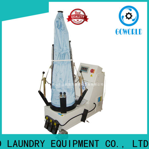 GOWORLD multifunction utility press machine Steam heating for hotel