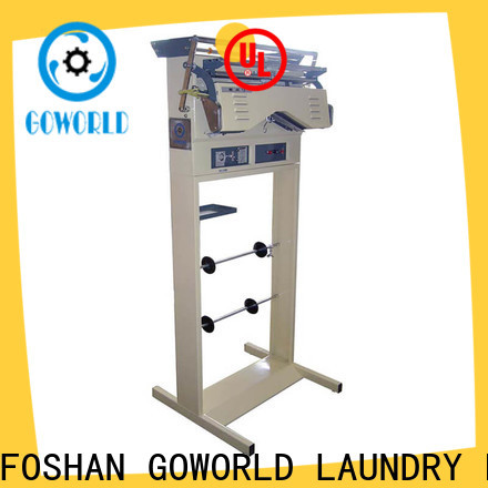 GOWORLD economical laundry conveyor good performance for fire brigade