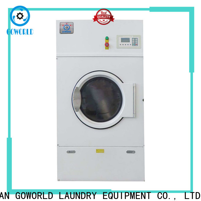 Stainless steel gas tumble dryer dryer steadily for hotel
