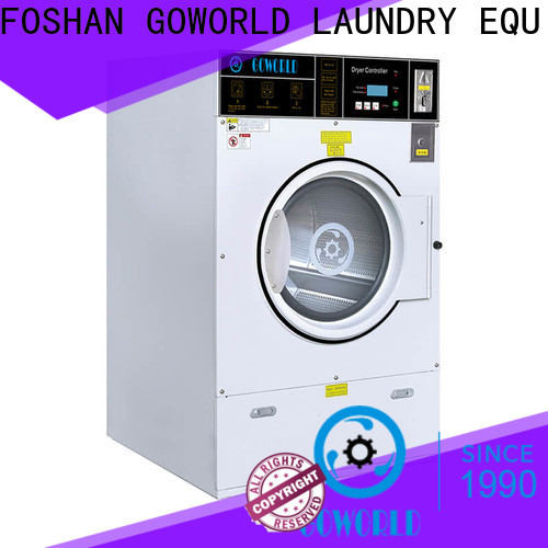 GOWORLD self-service laundry machine natural gas heating for service-service center
