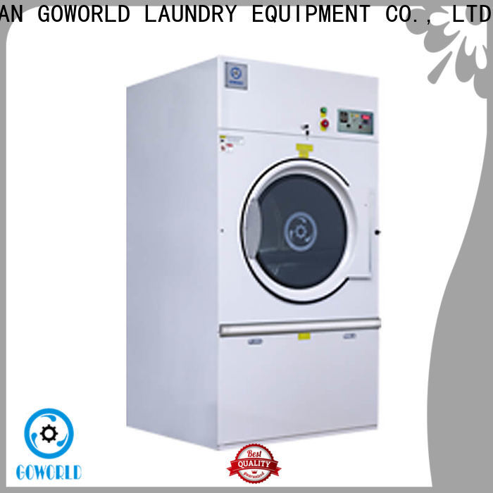 GOWORLD laundry semi automatic laundry machine Easy to control for restaurants