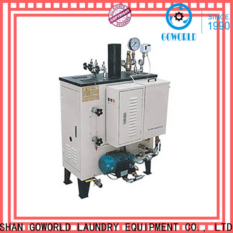 GOWORLD laundry gas steam boiler low cost for Commercial