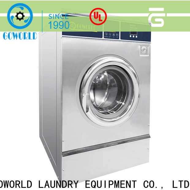 manual washer extractor 8kg50kg simple installation for inns