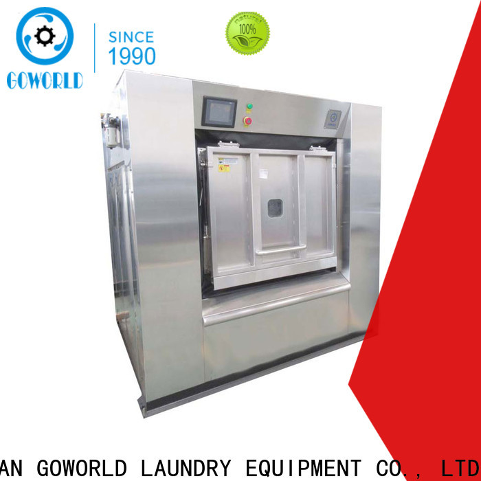 stable running barrier washer extractor hard easy use for hotel