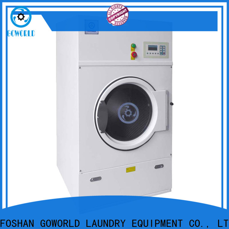 high quality laundry dryer machine equipment for high grade clothes for inns