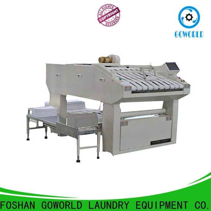 GOWORLD automatic towel folder intelligent control system for medical engineering