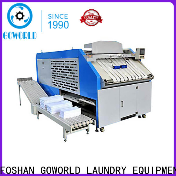 intelligent automatic towel folder multifunctional factory price for hotel