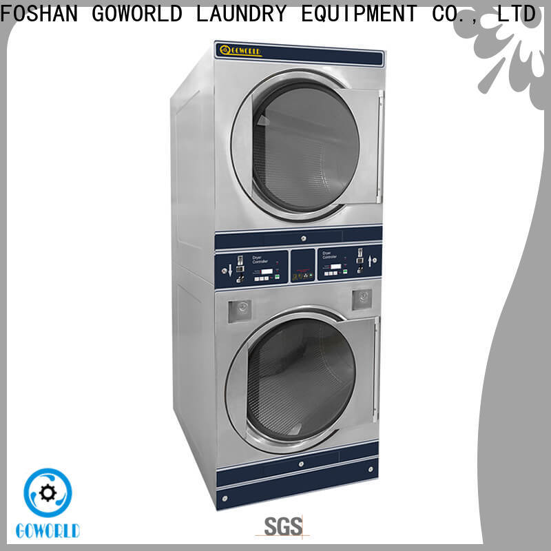 GOWORLD laundromat self service laundry equipment for sale for commercial laundromat