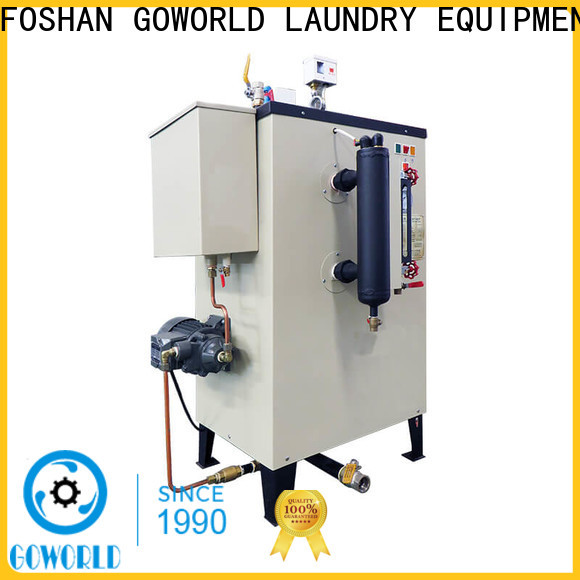 GOWORLD steam industrial steam boilers low noise for fire brigade