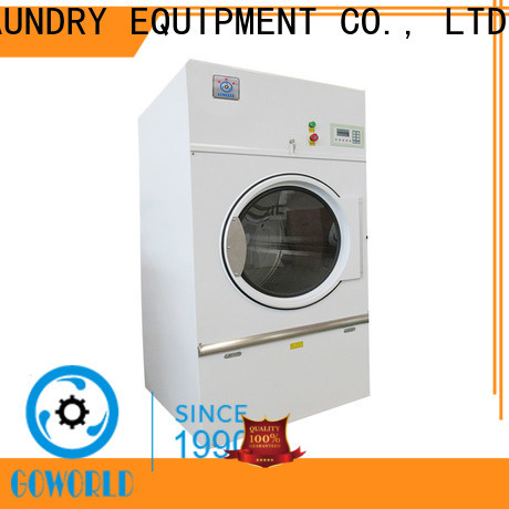 safe electric tumble dryer machine factory price for hospital