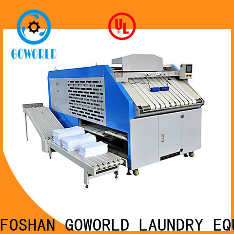 GOWORLD intelligent towel folder high speed for medical engineering