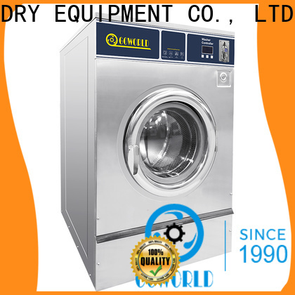 self-service laundry machine shop LPG gas heating for hotel