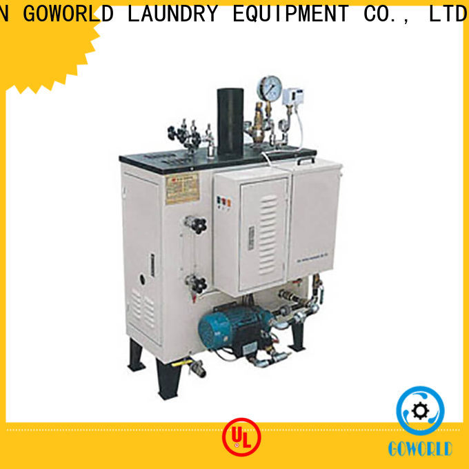 safe gas steam boiler laundry low noise for Commercial
