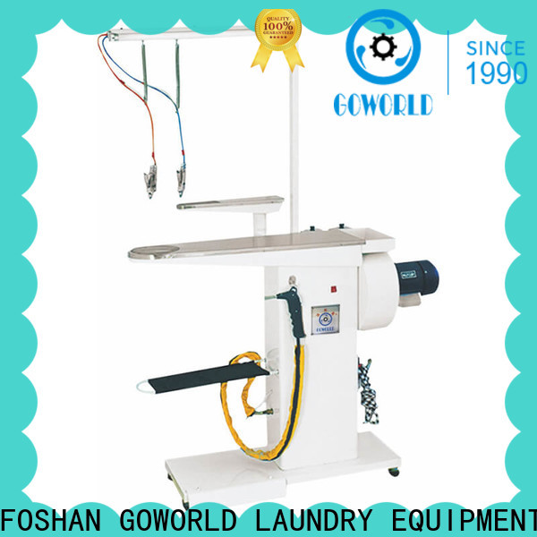 GOWORLD stainless steel commercial laundry facilities supply for restaurants