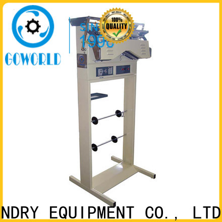 GOWORLD stain laundry packing machine supply for pharmaceutical