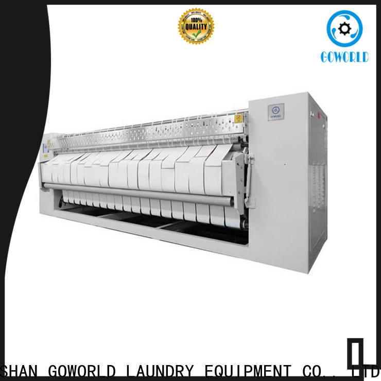 heat proof flat roll ironer flat factory price for hotel