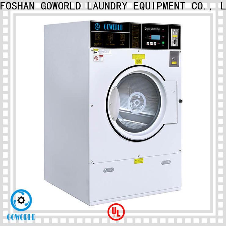 GOWORLD convenient self-service laundry machine manufacturer for laundry shop