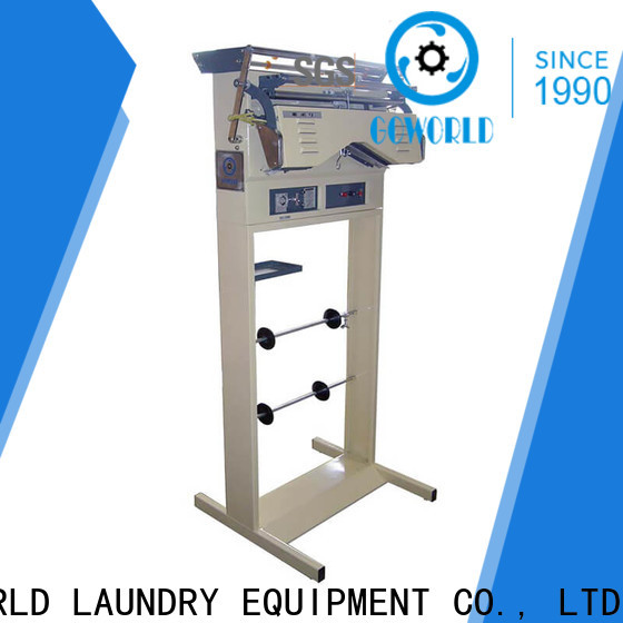 GOWORLD practical laundry packing machine good performance for school