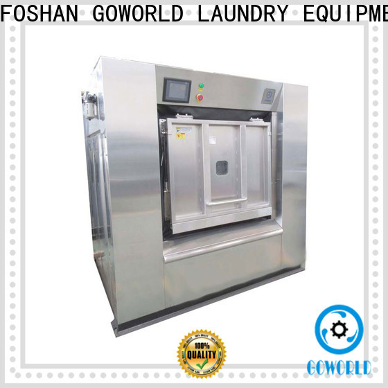 GOWORLD stable running barrier washer extractor easy use for inns