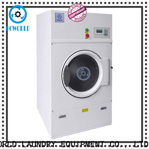 GOWORLD clothes electric tumble dryer steadily for inns