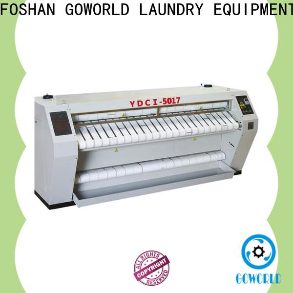 GOWORLD hospital flat roll ironer free installation for inns