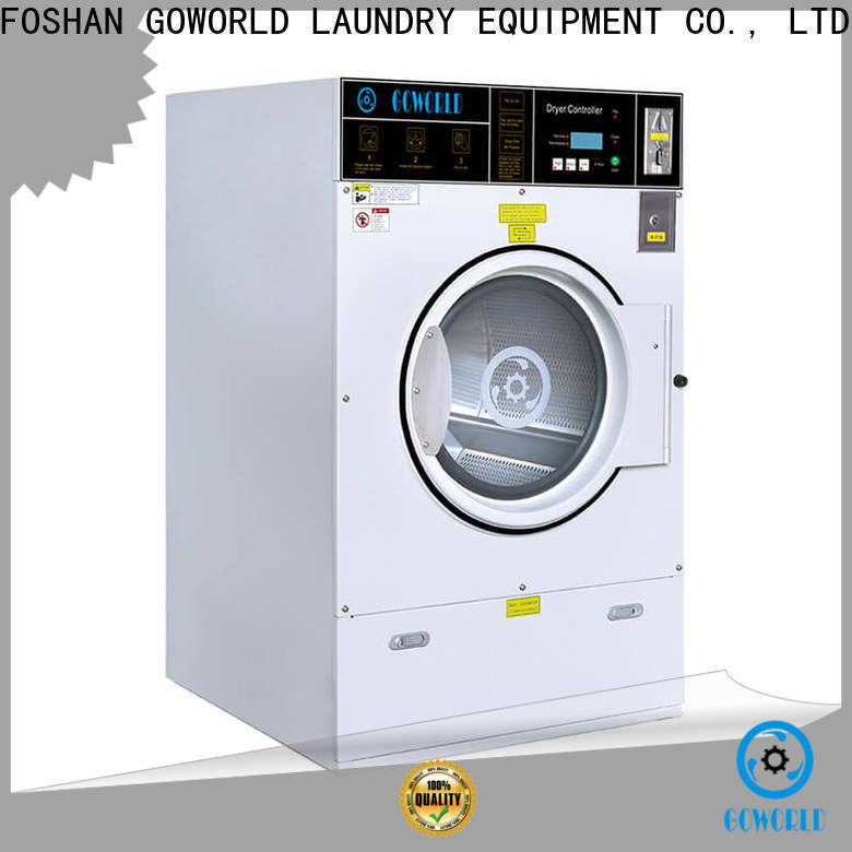 GOWORLD restaurants self service laundry equipment for sale for service-service center