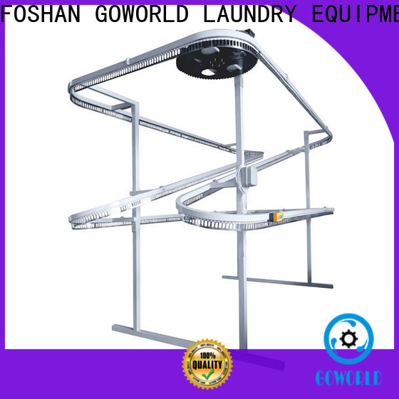 GOWORLD economical laundry packing machine supply for railway company