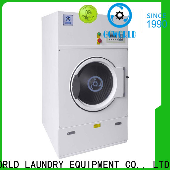 GOWORLD tumble tumble dryer machine steadily for inns