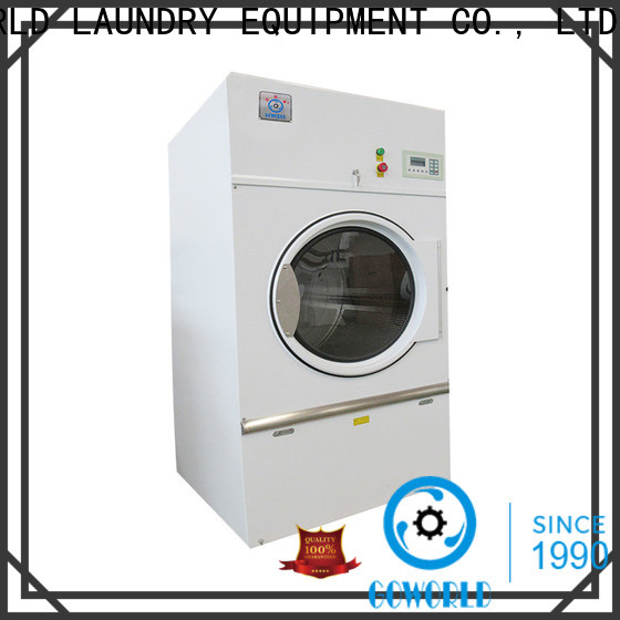 GOWORLD safe industrial tumble dryer easy use for inns