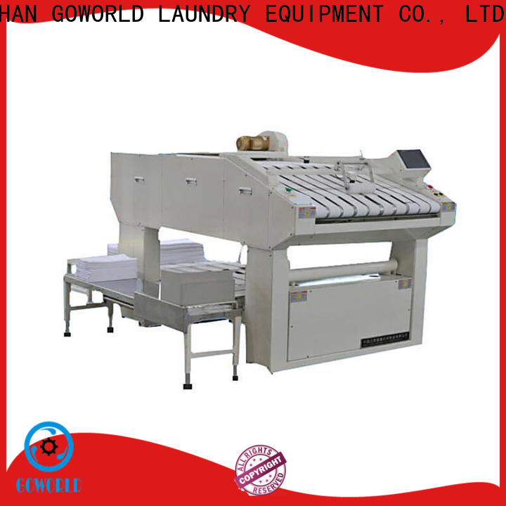 GOWORLD automatic automatic towel folder efficiency for medical engineering