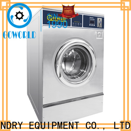 self laundry machine hotel LPG gas heating for hotel