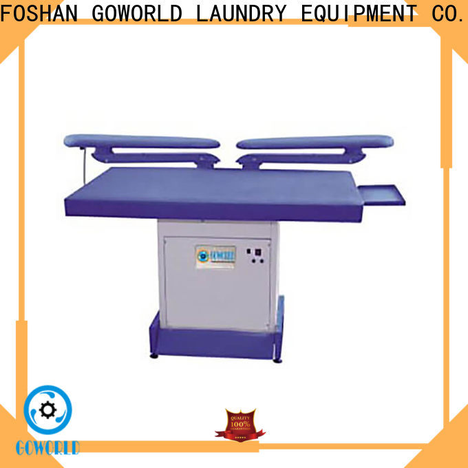 GOWORLD practical form finishing machine Steam heating for railway company