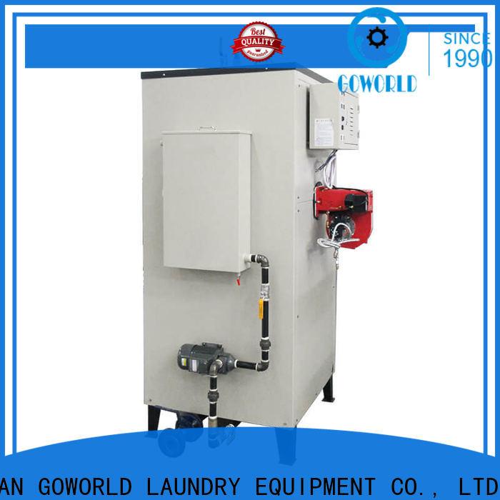 safe diesel steam boiler steam supply for laundromat