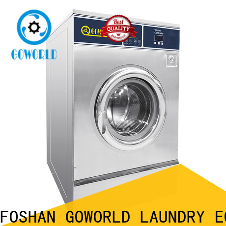 GOWORLD industries barrier washer extractor easy use for hospital