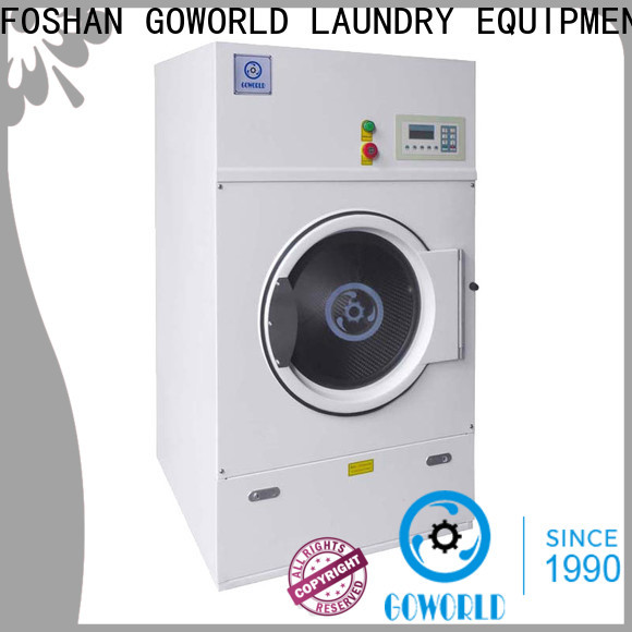 GOWORLD tablecloths electric tumble dryer low noise for hospital