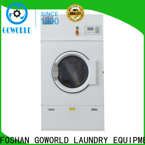 Stainless steel tumble dryer machine electric easy use for inns