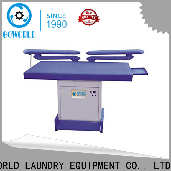 high quality industrial iron press machine garment easy use for hospital