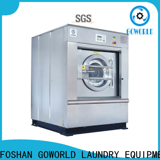 GOWORLD medical commercial washer extractor for sale for laundry plants