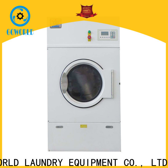 GOWORLD dryer electric tumble dryer factory price for inns