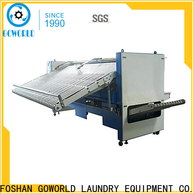 automatic towel folding machine automatic intelligent control system for hotel