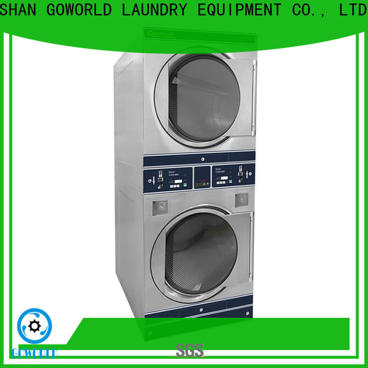 GOWORLD stainless steel self washing machine manufacturer for school