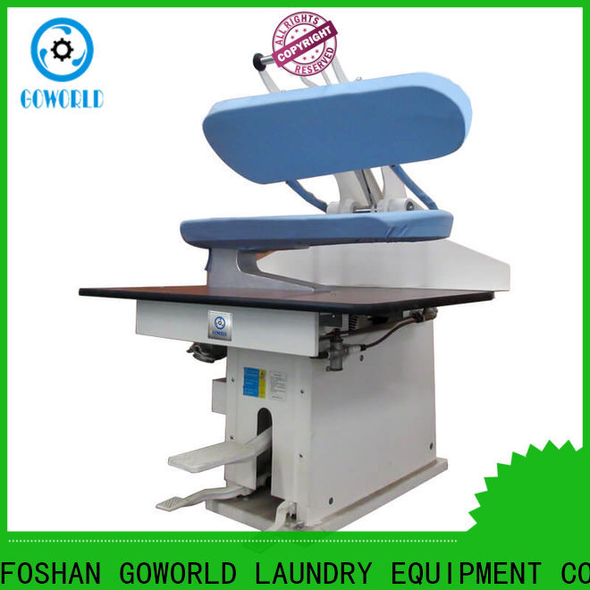 GOWORLD iron form finishing machine Manual control for armies