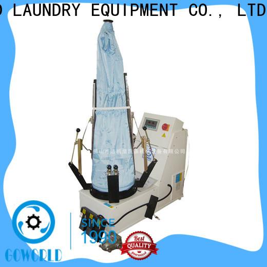 GOWORLD utility press machine Steam heating for garments factories