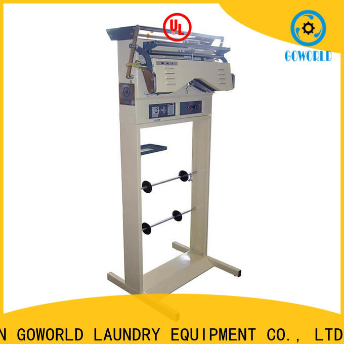 GOWORLD utility commercial laundry facilities good performance for railway company