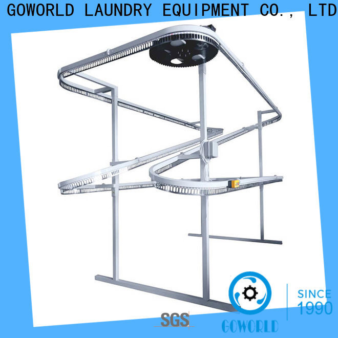 GOWORLD stainless steel laundry packing machine for sale for restaurants