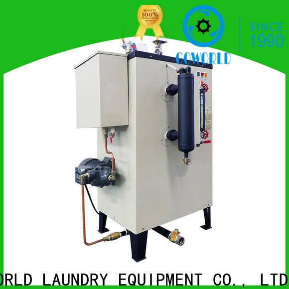 GOWORLD diesel laundry steam boiler environment friendly for pharmaceutical